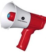 JJ-Connect Megaphone M-100 красный