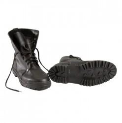 Ботинки ОМОН юфть-кирза