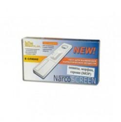Мультипанель-3 NARCOSCREEN (опиаты,  морфин, героин)
