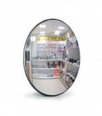 Обзорное зеркало для магазина с кронштейном и креплением 400 мм