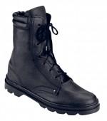Ботинки ОМОН юфтевые с искусственным мехом