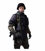 Бронежилет Шилд 4-4 УНИ (с паховой защитой и системой строп